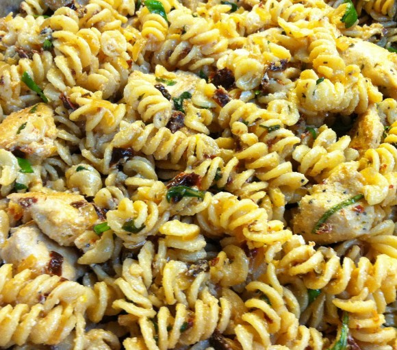 Carrabba's Chicken Bryan Pasta Recipe