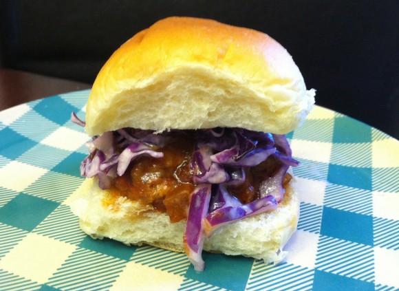 BBQ Pork Sliders Recipe