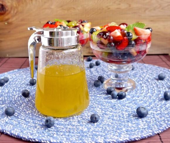 Lemon Syrup Recipe