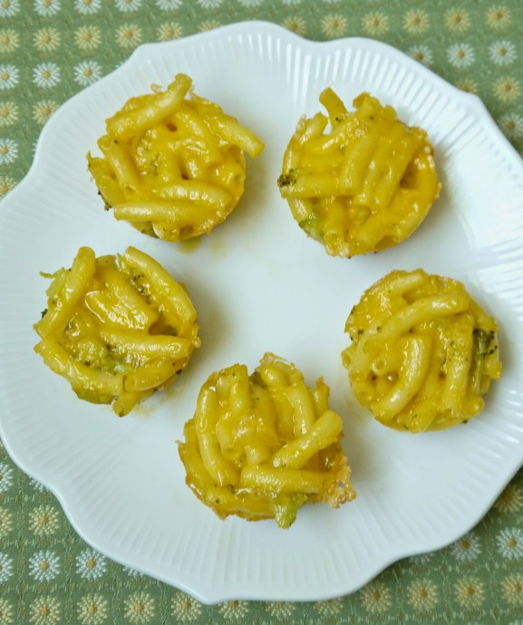 Mac and Cheese Cups Recipe