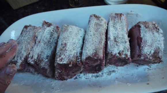 dusted short ribs