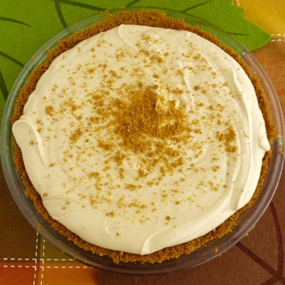 Biscoff Cream Pie