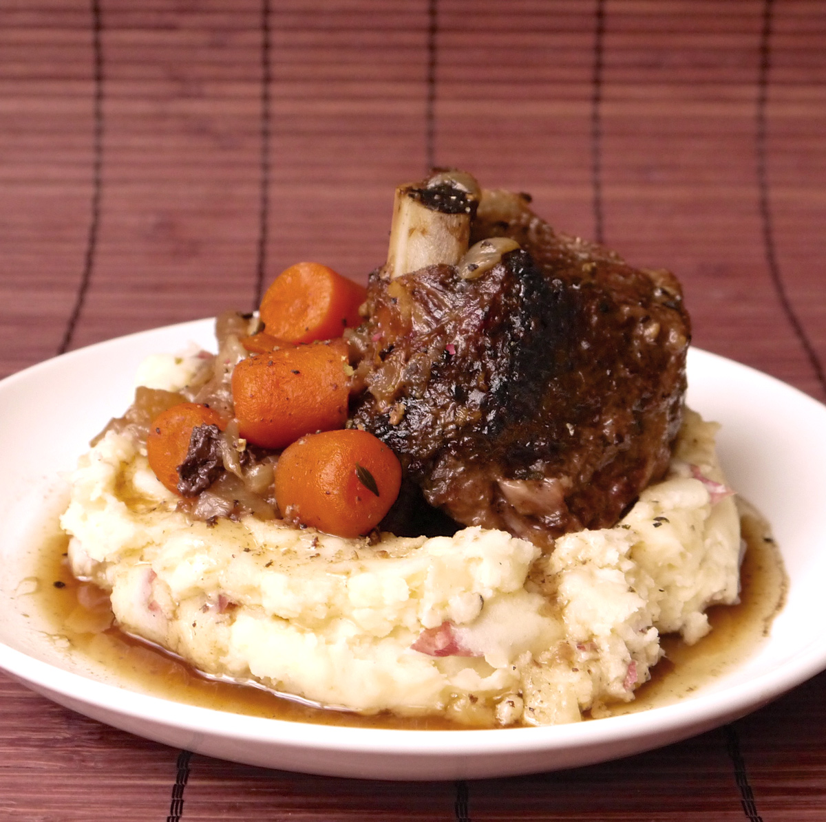 Beer Braised Short Ribs Recipe