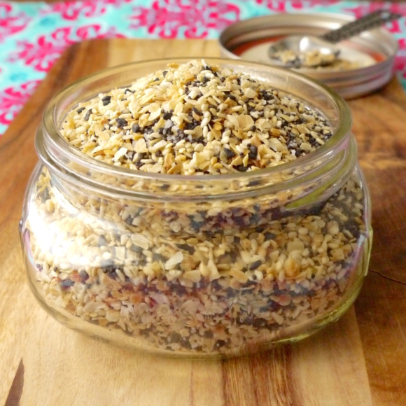 Everything Bagel Spice Blend Recipe